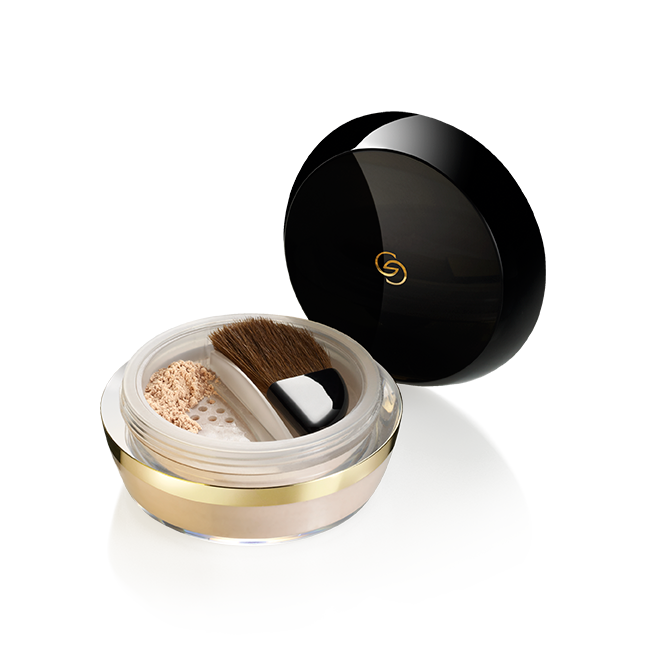 Oriflame sypký pudr Giordani Gold Invisible Touch