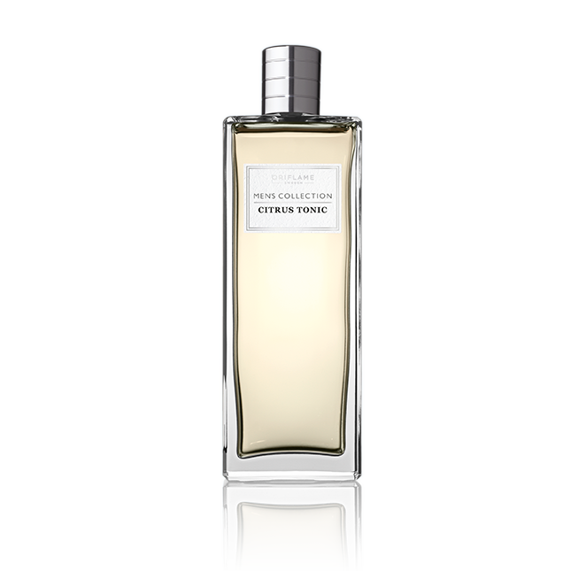Oriflame toaletní voda Men's Collection Citrus Tonic
