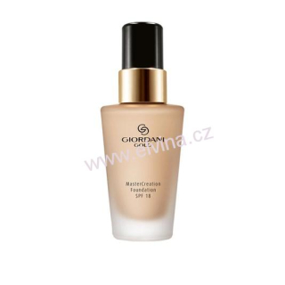 Oriflame make-up MasterCreation Giordani Gold Golden Beige Warm