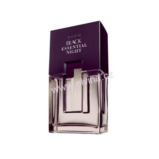 Avon Black Suede Night EDT