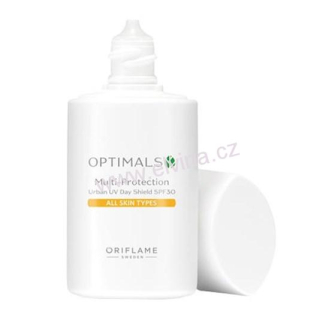 Oriflame pleťové mléko UV Day Shield SPF 30 Optimals